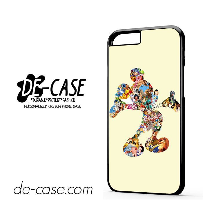 Disney In Mickey Mouse DEAL-3349 Apple Phonecase Cover For Iphone 6 / 6S