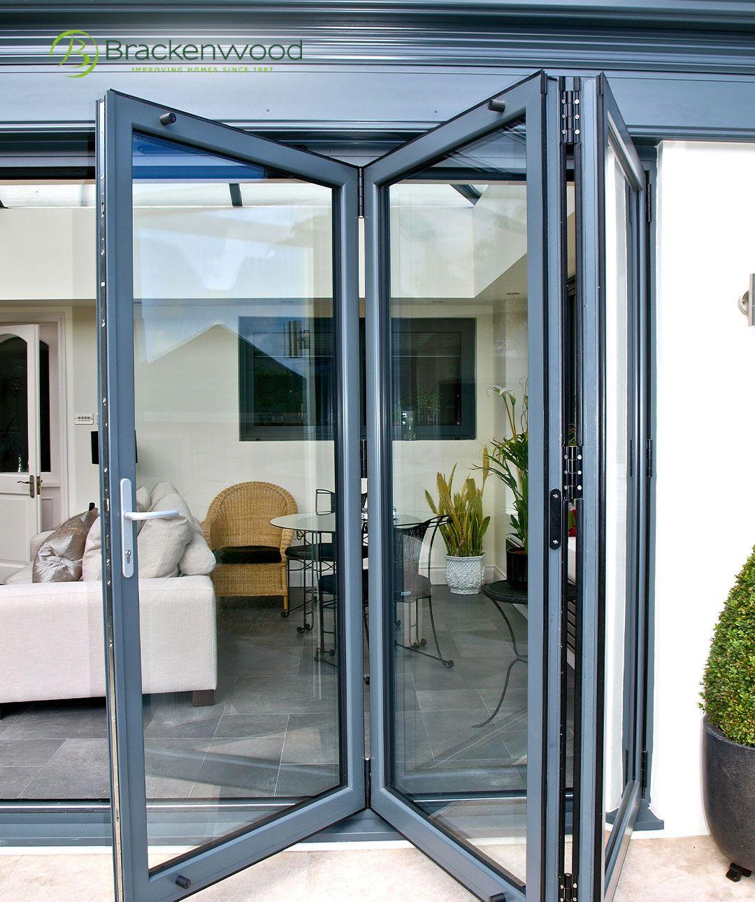 Bi Folding Garage Door: Bi Fold Doors In 2019