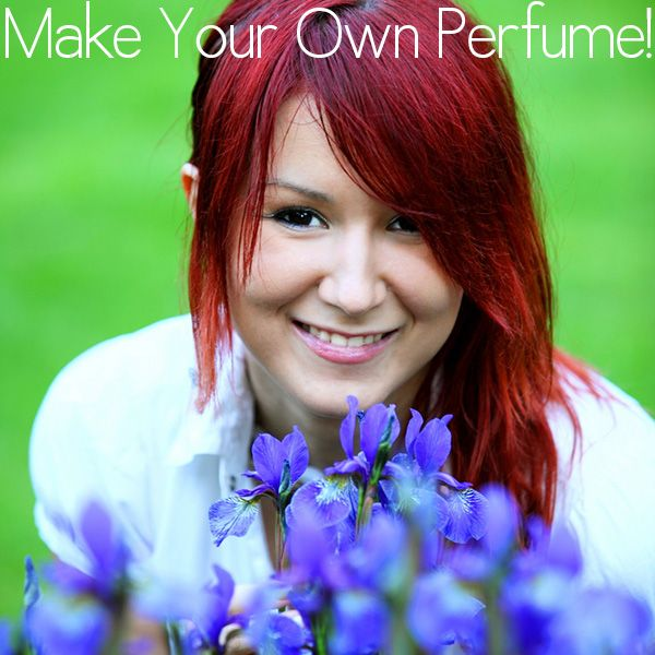 Make Your Own DIY Perfume | Crafting a Green World