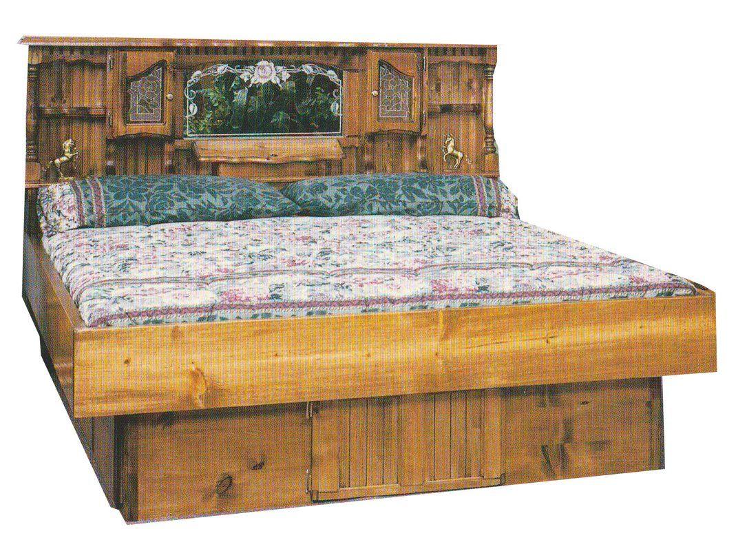 Shockley 50 Hard Side Waterbed Mattress Water Bed Water Bed Mattress Water Mattress