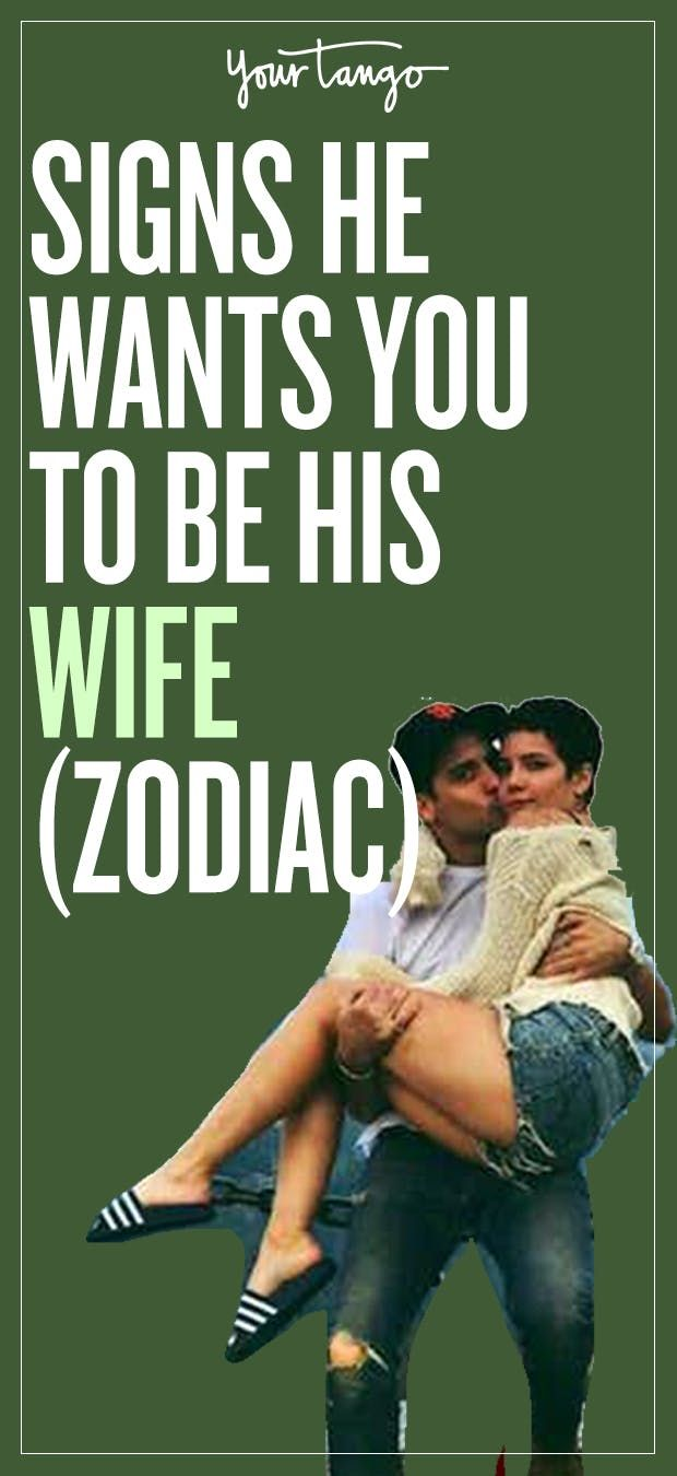 What does a man want from a woman depending on his zodiac sign