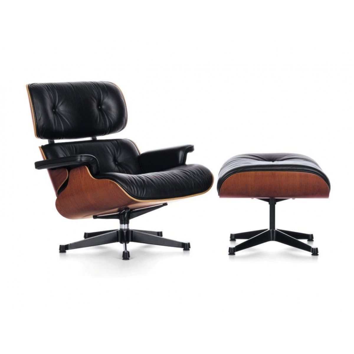 Eames Lounge Chair U0026 Ottoman Sessel Vitra