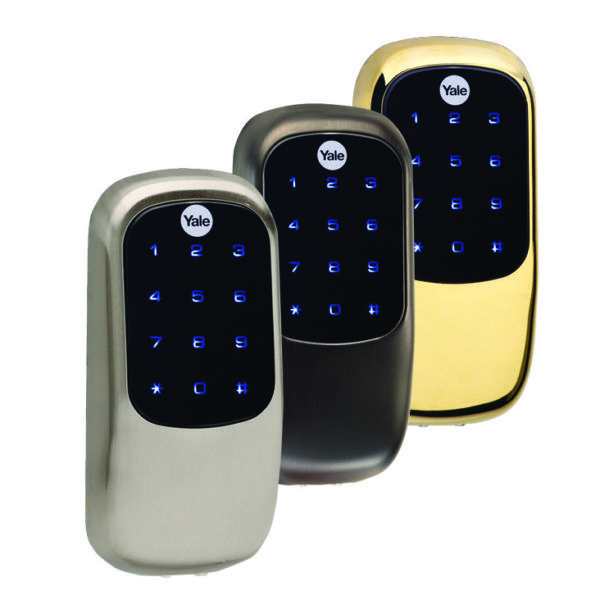 Yale Keyless Touchscreen Deadbolt Home security