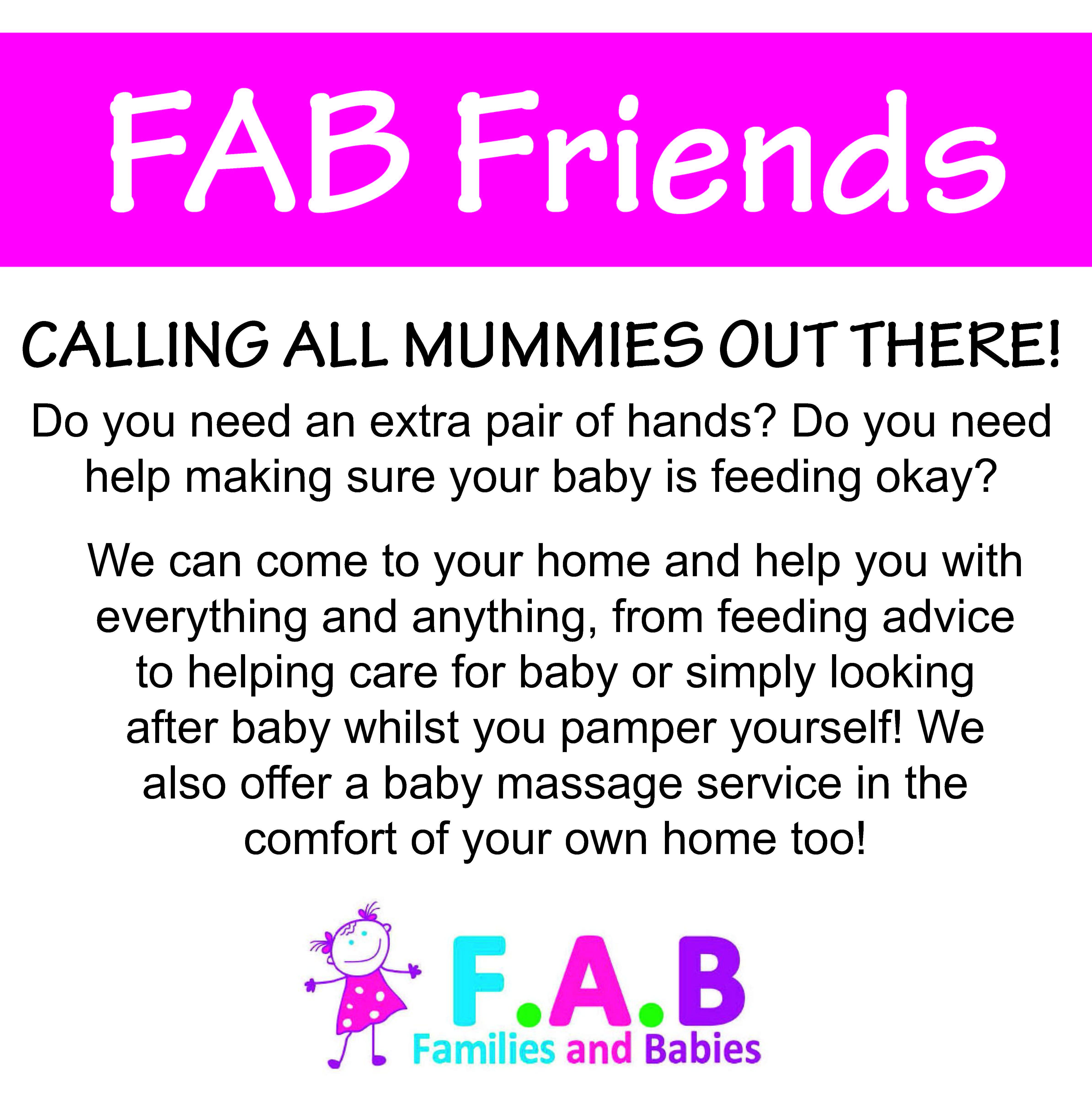 For More Information Visit Or Website Www Familiesandbabies Org Uk