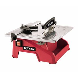 Shop Skil 7 In Wet Tabletop Tile Saw At Lowes Com Decor