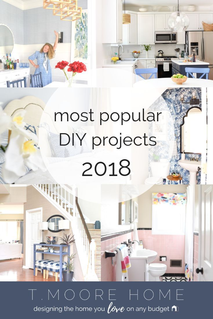 Top Diy Home Decor Renovation Projects Of 2018 Diy House