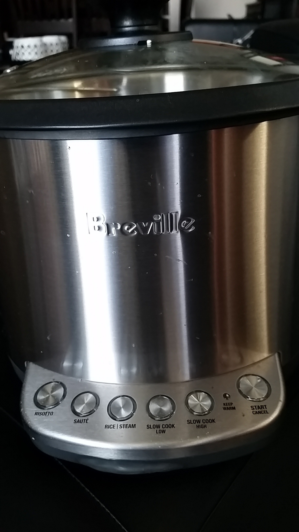Breville Risotto Plus Momwhoruns In 2020 How To Cook Rice Risotto Dishes Risotto