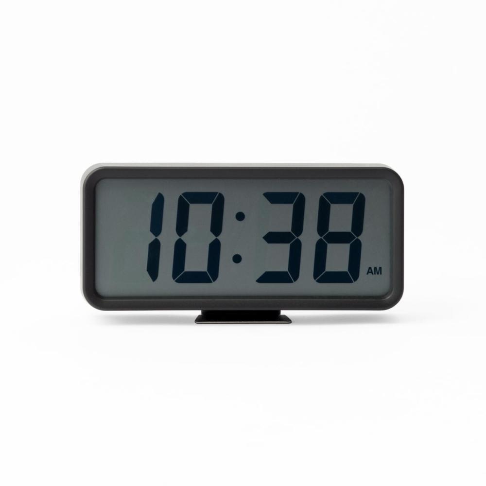 Digital Clock Naoto Fukasawa Design 2004 Digital Clock Design Clock Digital Clocks