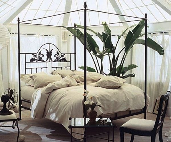 The Most Beautiful And Canopy Bed