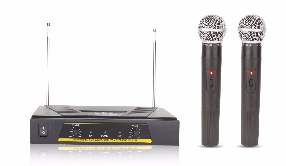 99.00$  Watch here - http://alicof.worldwells.pw/go.php?t=32786744945 - Wireless Microphone System 12