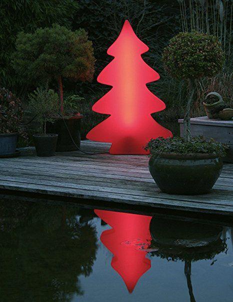 Lumenio light baum beleuchteter weihnachtsbaum mini elektronik weihnachtsdeko - Amazon weihnachtsbaum ...