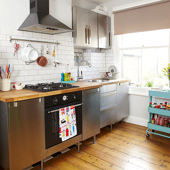 Small Kitchen Ideas To Turn Your Compact Room Into A Smart