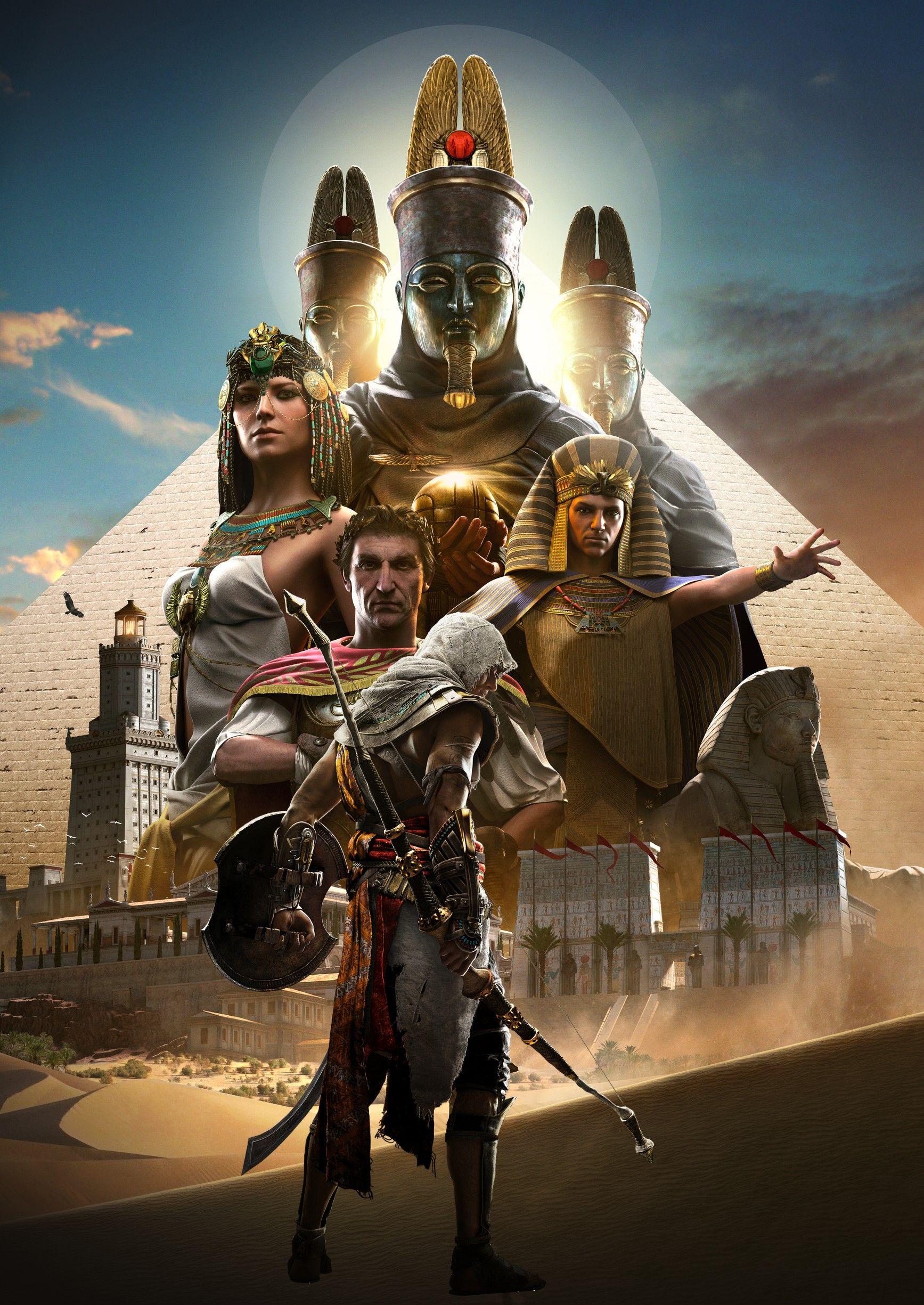 Assasin Creed Origin Empire Visit To Grab An Amazing Super Hero