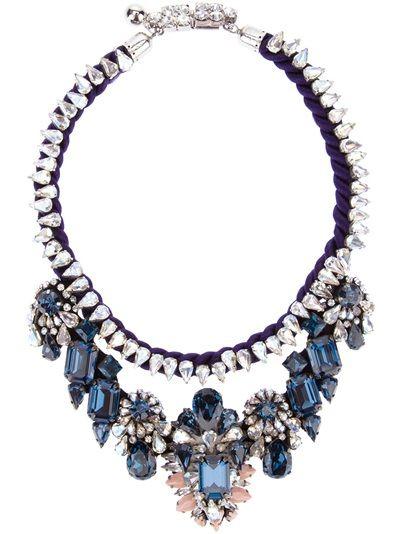 SHOUROUK - embellished necklace