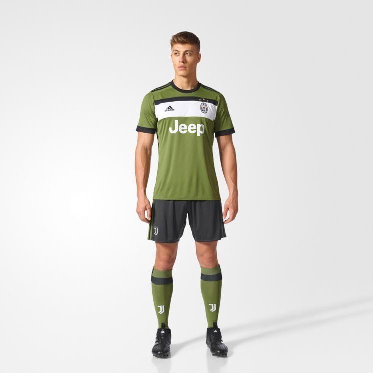 2825d987028 Juventus 2017 2018 Third Kit