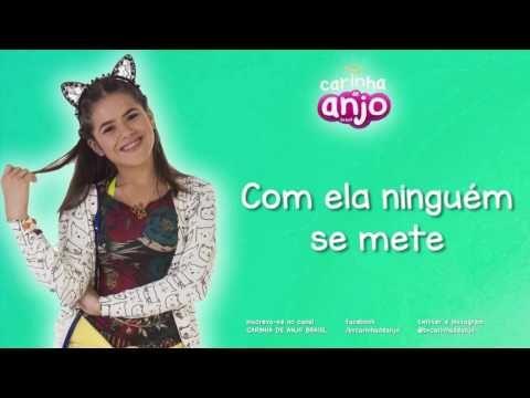 Anjo Da Internet Com Letra Maisa Carinha De Anjo Youtube