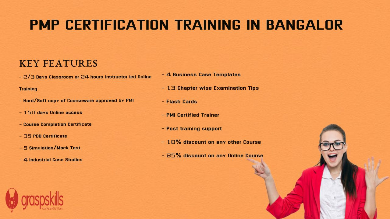Pmp Certification Training In Bangalore Pmp Bangalore