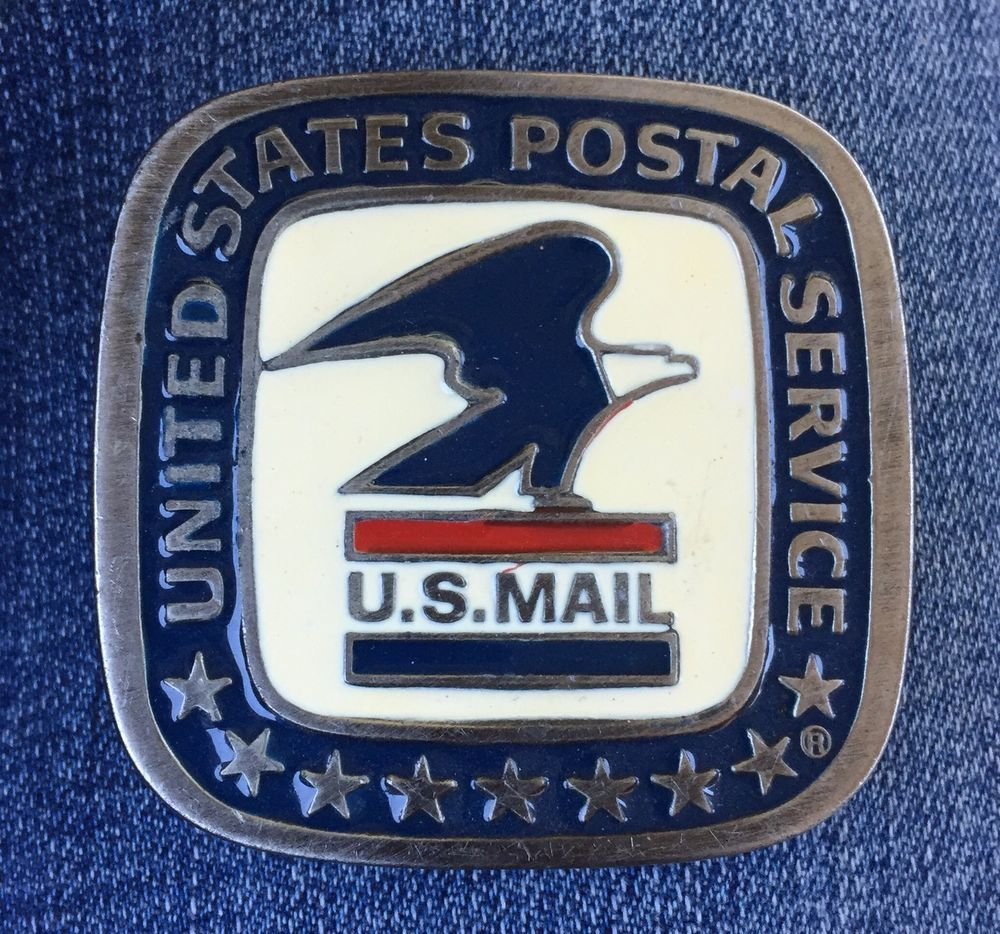 New Vintage Postal Worker Belt Buckle Usps Uspo Mail Post Office Buckle Ebay New Vintage Postal Worker Belt Buckles