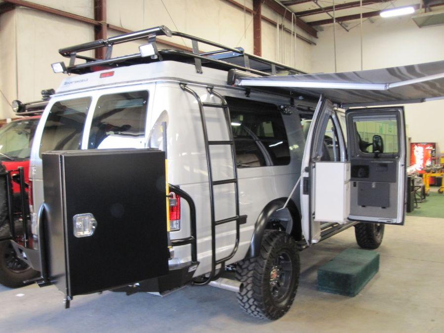 Sportsmobile Van Pinterest Vans 4x4 Van And 4x4