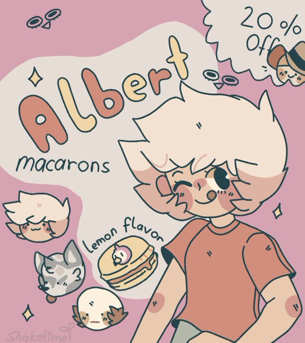 Albert Macarons Albrt Does Love Him Some Macaroons Hey I See