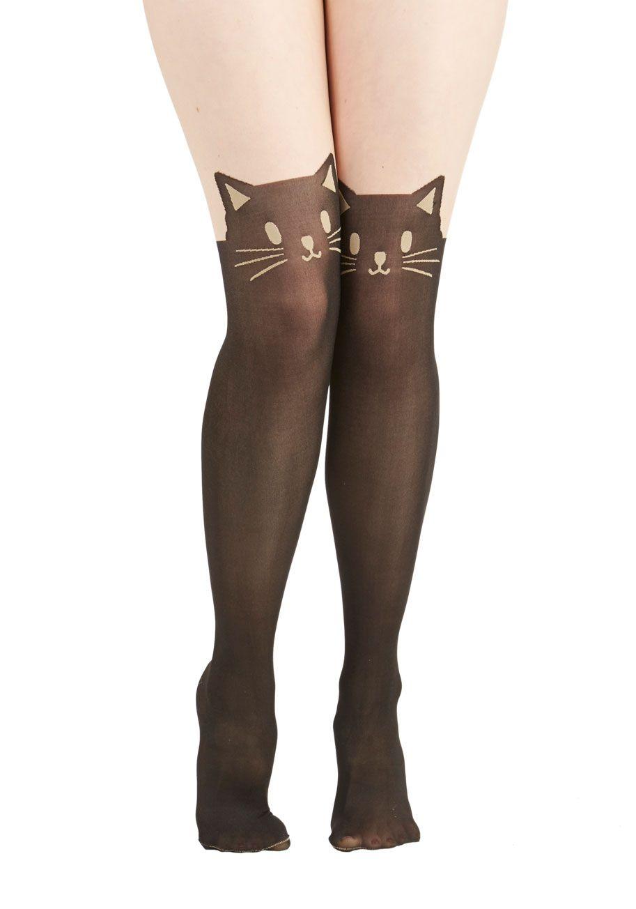 Fetish for knee high nylon stockings