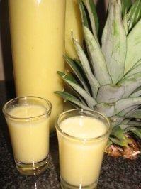 Ananaslikör #alcoholicdrinks