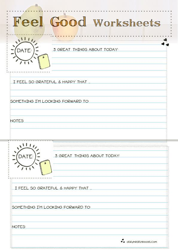Practice self love \ feel goods Printable Worksheets! (Yes, we - self care assessment