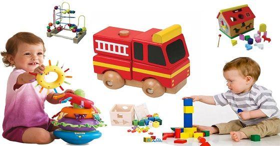 Mách mẹ những món đồ chơi được bé yêu thích 2 năm đầu đời