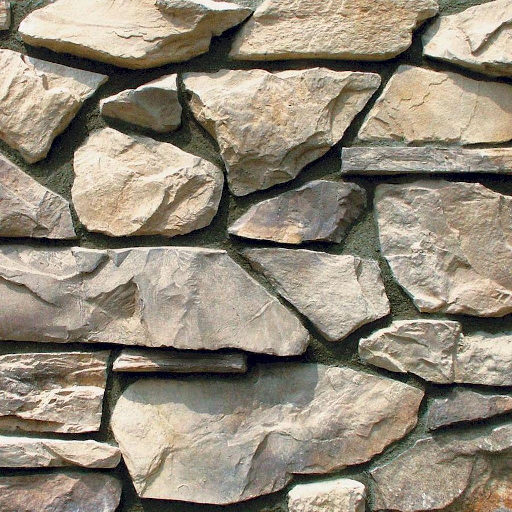 65 Interesting Stone Veneer Wall Design Ideas