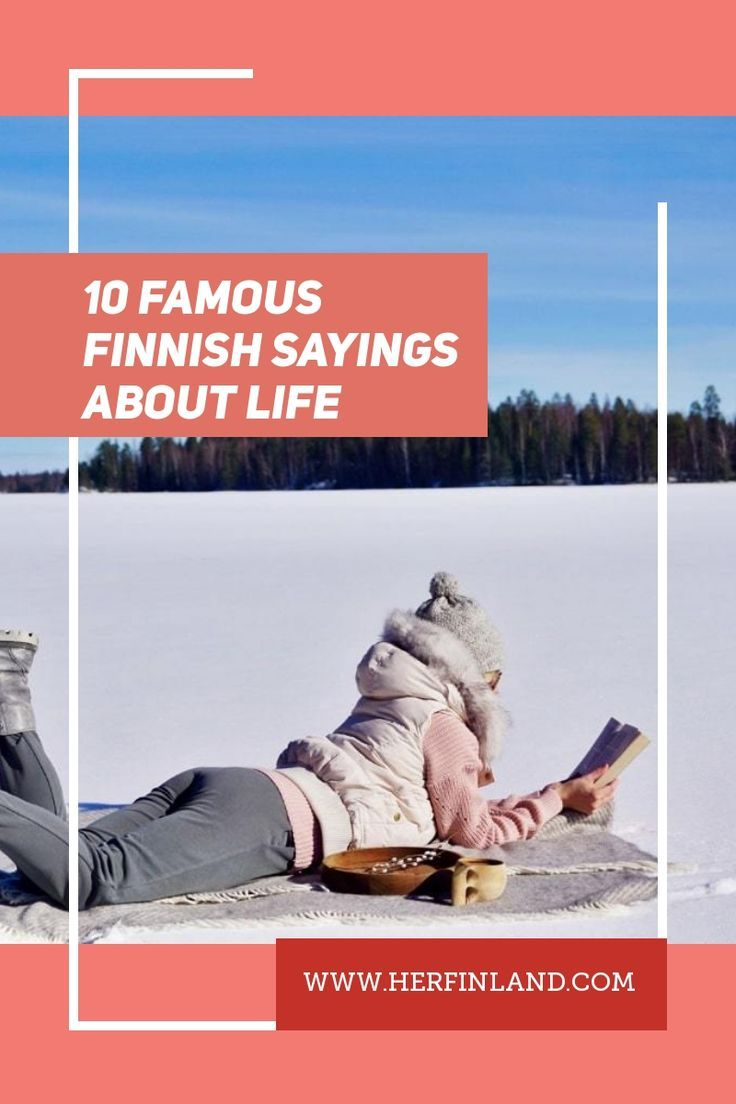 15+ Most Famous Finnish Sayings that Will Inspire You