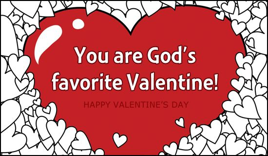 To my Hubby Happy Valentines Day My Love The Love of my Life – Free Christian Valentine Cards