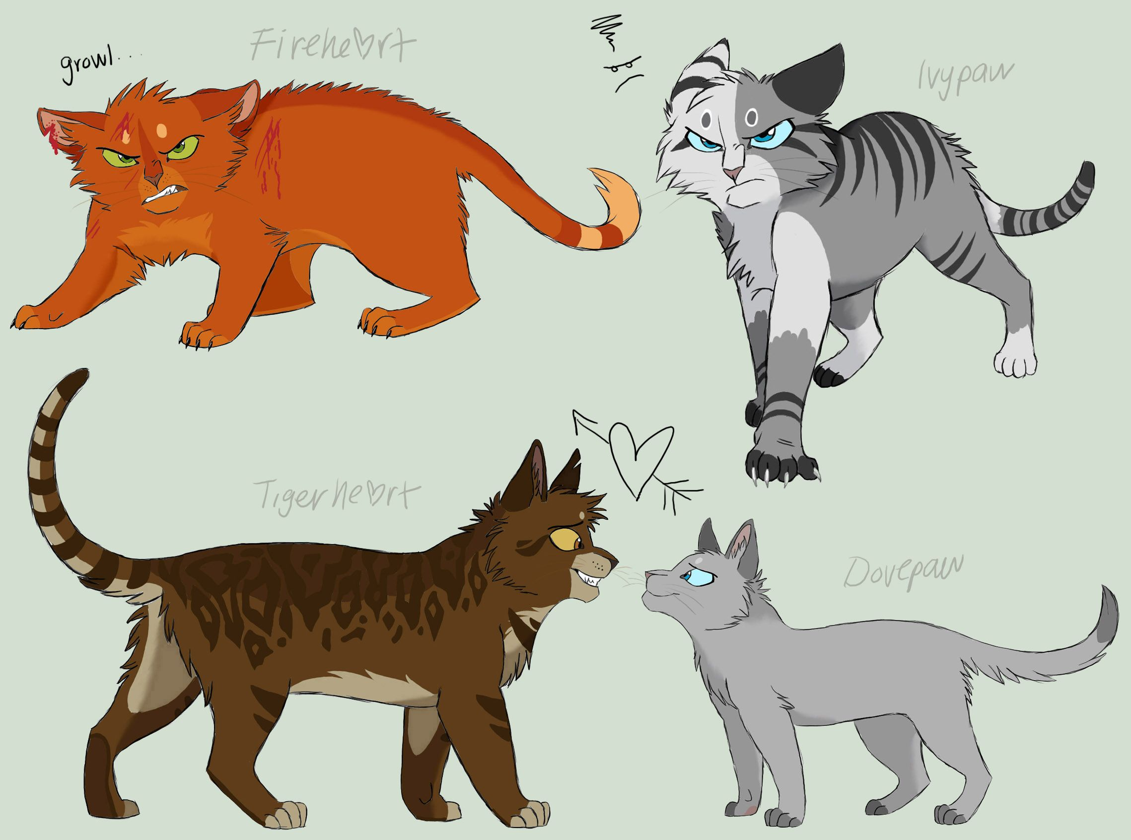 Awesome Female Warrior Cat Names
