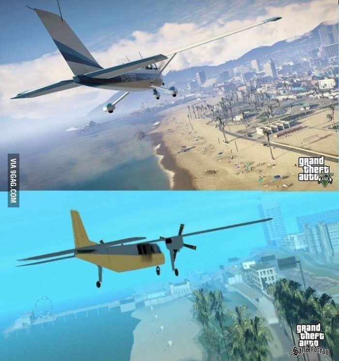 How To Get A Plane In Gta San Andreas