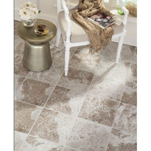 Luxury Vinyl Tile Palazzo Villa Bronze 4mm X 12 36 61 Mil Surface Layer Textured Click Flooring