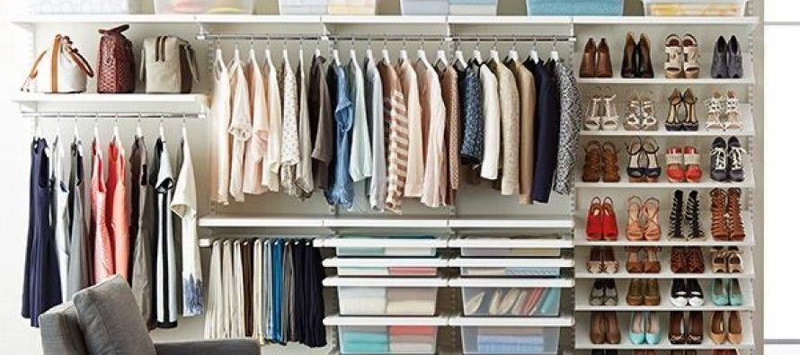 Organize My Closet Plain Stylish