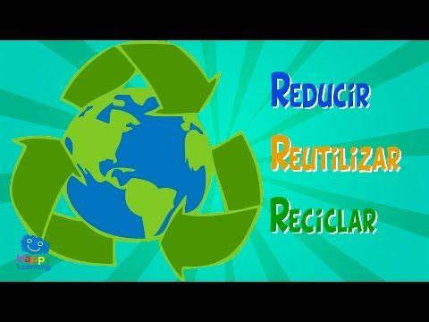342890f8f Reducir, Reutilizar y Reciclar. Para mejorar el mundo | Videos Educativos  para Niños - YouTube