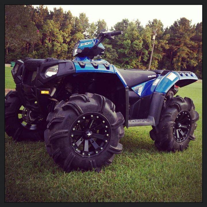 ATV Really nice Jake and I each need one