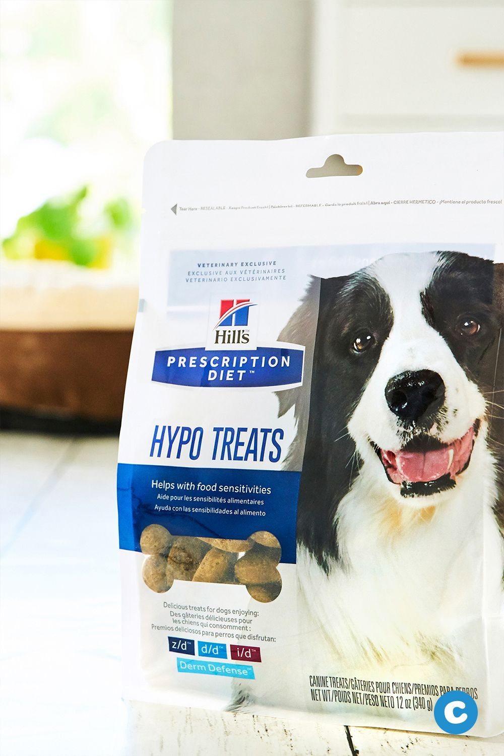 Dogs with skin and food sensitivities love treats just as