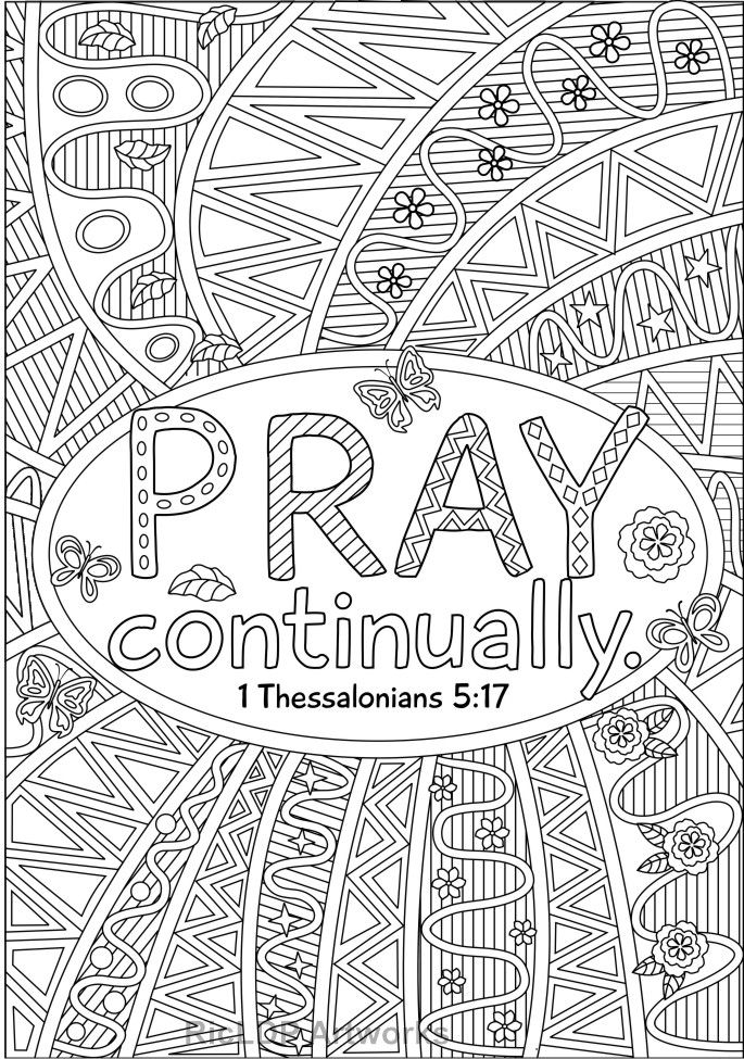 Bundle Of 14 Bible Coloring Pages Bible Verse Coloring Page
