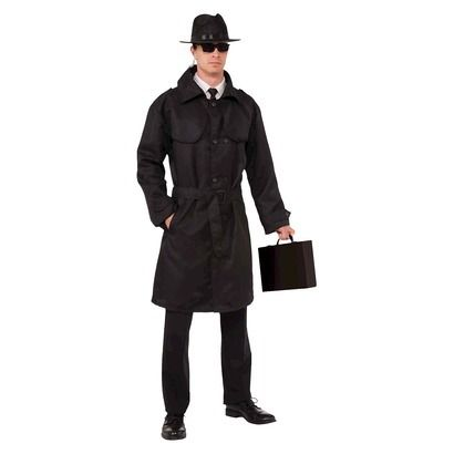 Adult Secret Spy Trench Coat Halloween Pinterest Spy, Costumes - 2016 mens halloween costume ideas