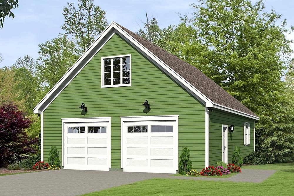 House Plan 94000049 1,966 Square Feet in 2020 Garage