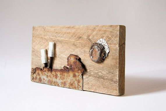 LaBottegaDegliUsvei.etsy.com #reuse #art #homedecor #home #wallart