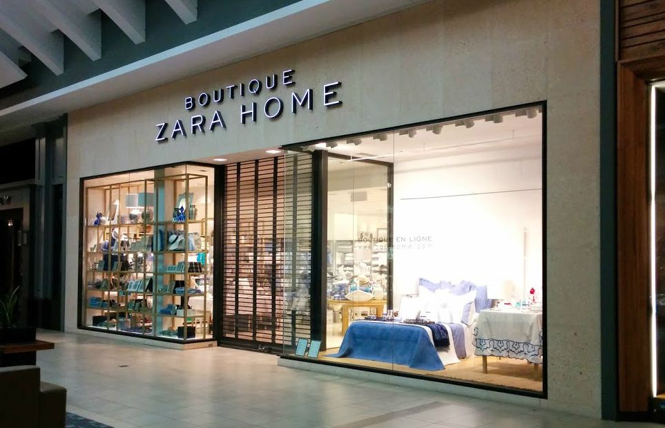 Zara Home Carrefour Laval Qc Malls Stores Designs Mall