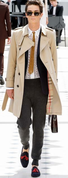 burberry trench 2016
