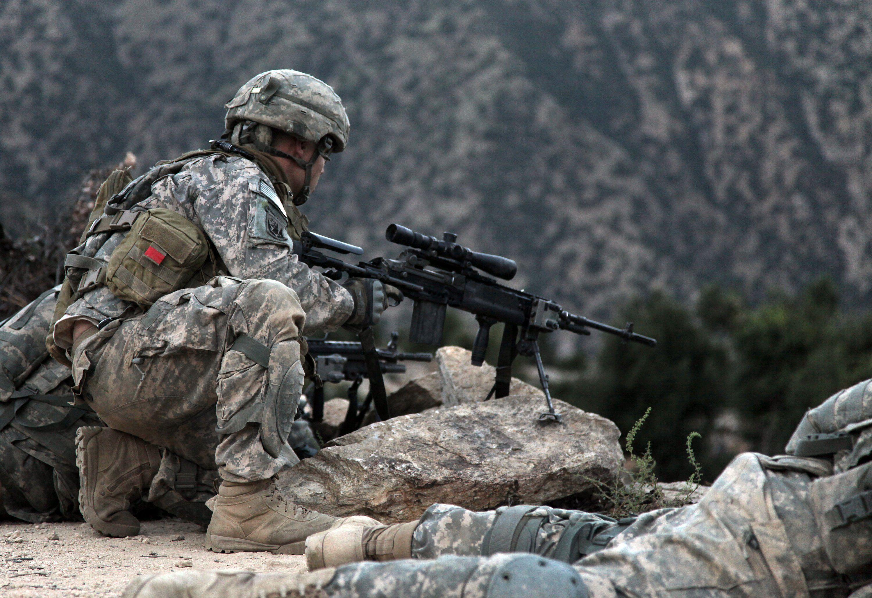 M39 EMR | Modern Snipers | Battle rifle, Military, Guns
