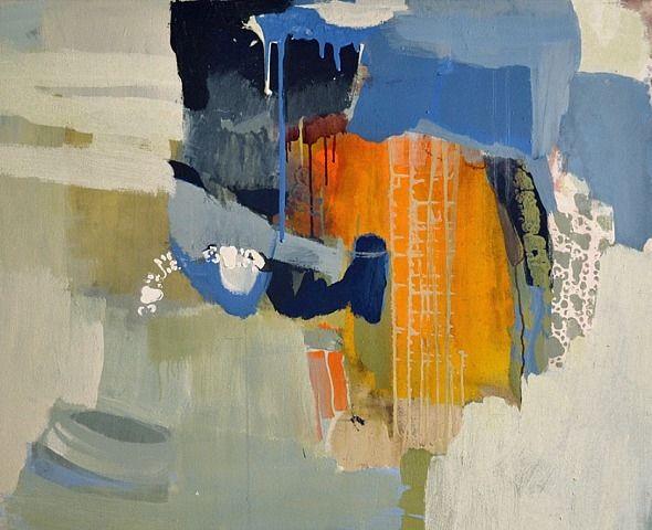 c00d0692ed0a artnet Galleries  Jersey blue by Madeline Denaro from Cheryl Hazan  Contemporary Art