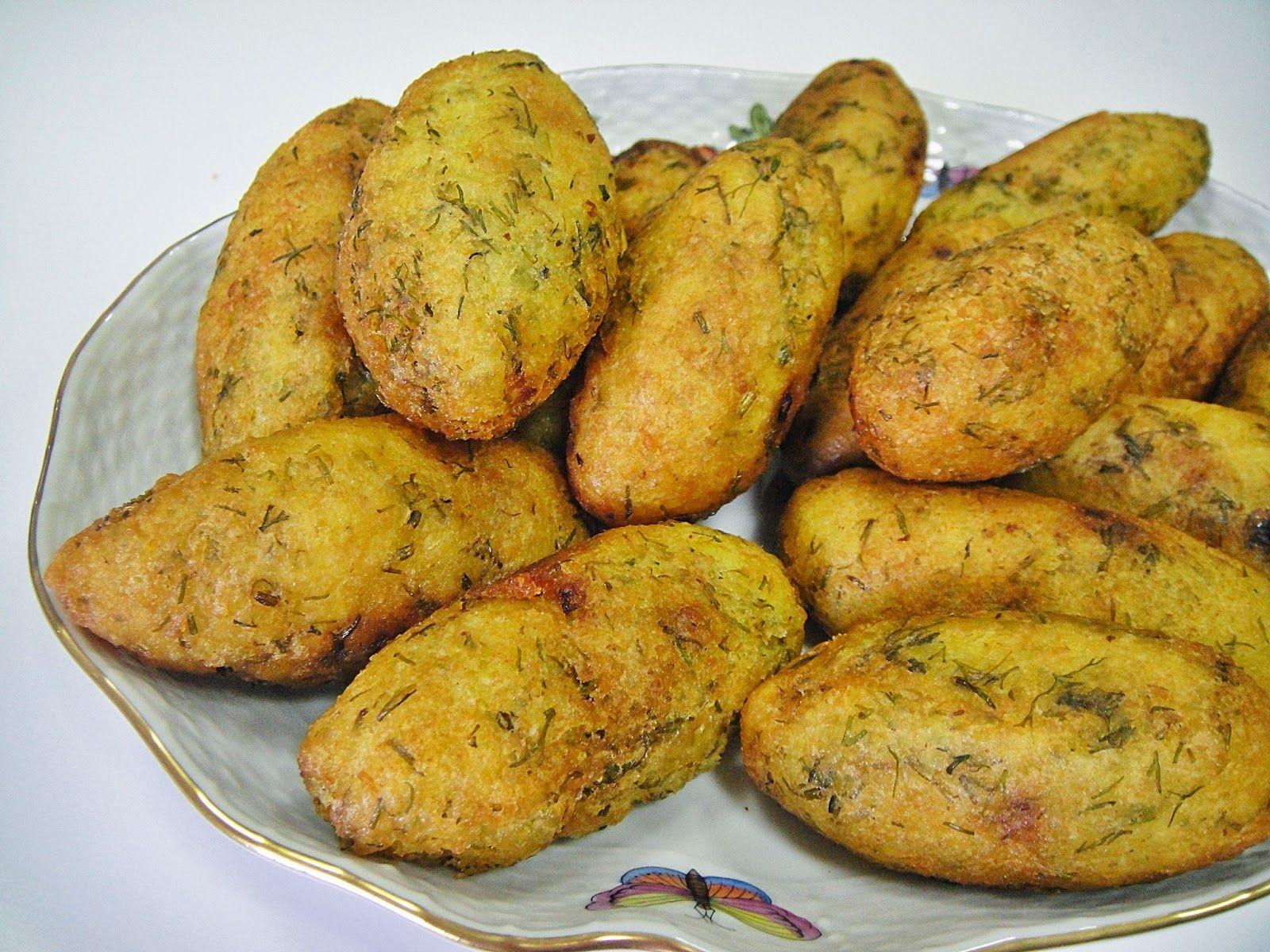 Maryam's Culinary Wonders: 738. Iraqi Dill Kubba