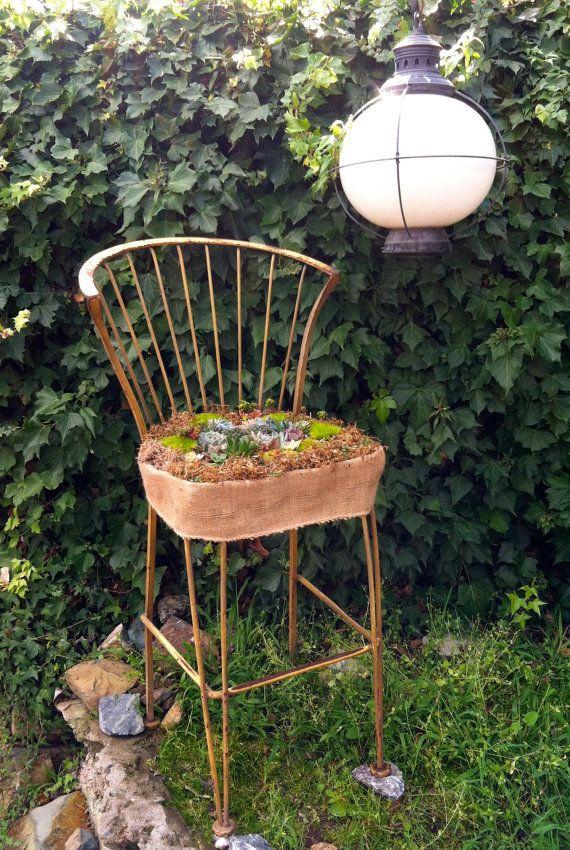 Bar Chair Garden