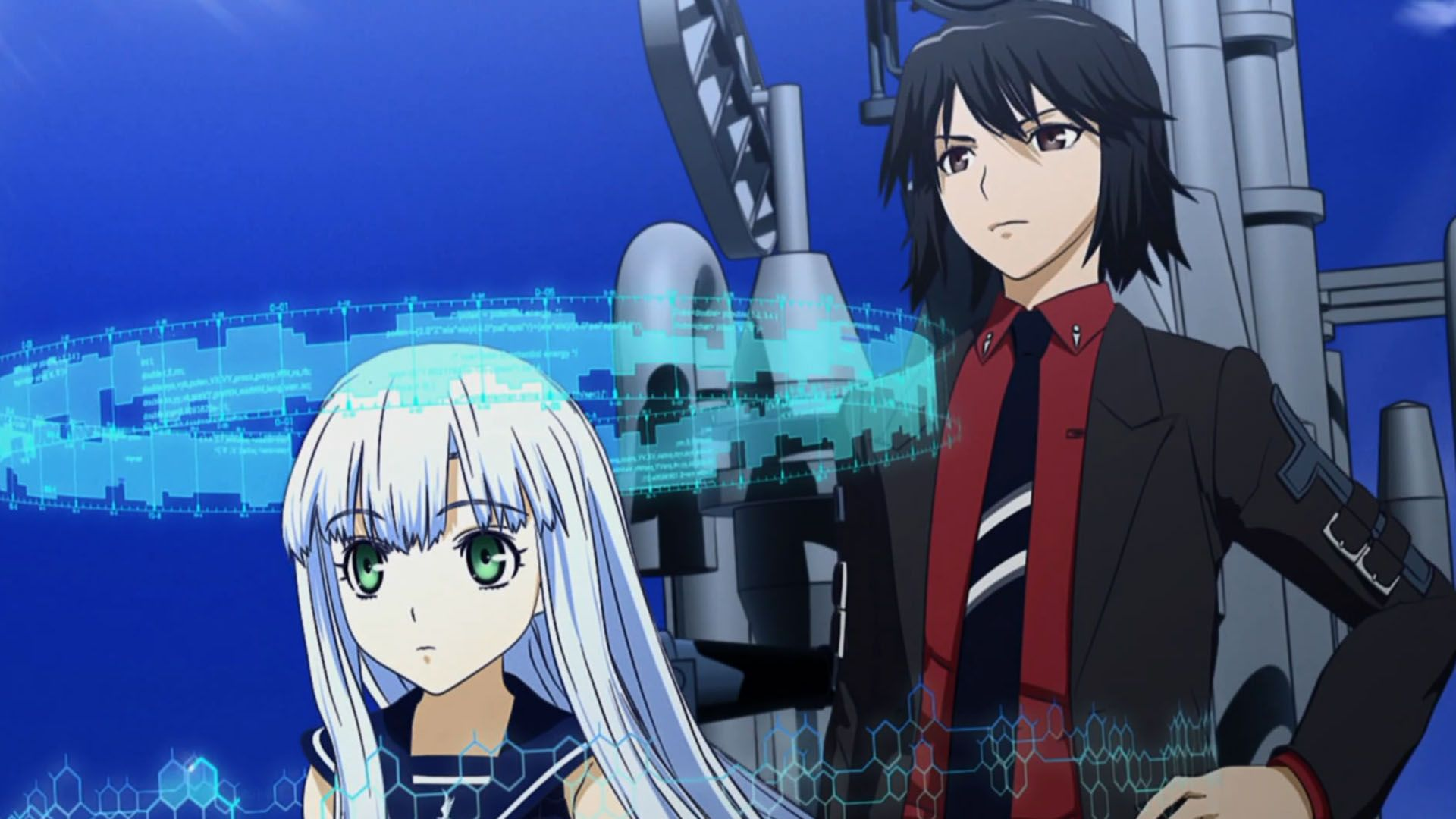 Arpeggio Of Blue Steel Arpeggio Of Blue Steel Arpeggio Of Blue