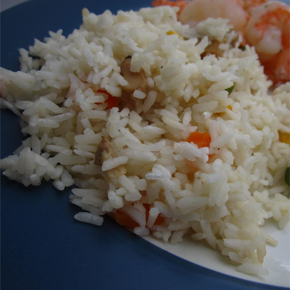 Vegetable Rice Pilaf in the Rice Cooker | Recipe in 2020 ...